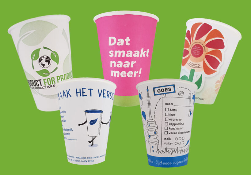 Koffiebekers P4P .com