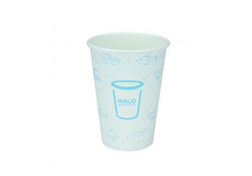 Koffiebker Halo recycle cup